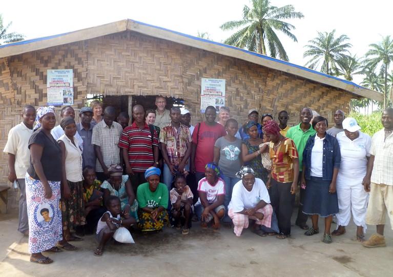Church Liberian Refugee Camp_sm