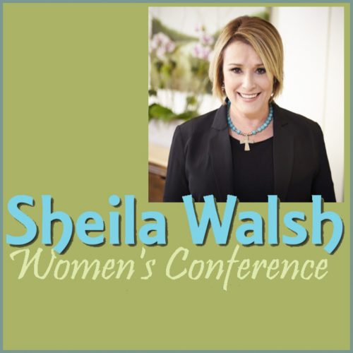 Sheila Walsh Conference