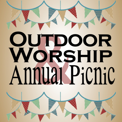 Outdoor Worship & Picnic