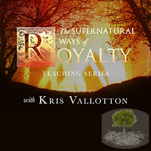 The Supernatural Ways of Royalty