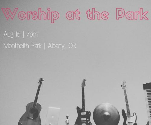 Worship at the Park