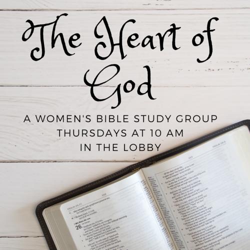Women's Bible Study Fellowship – Summer Schedule