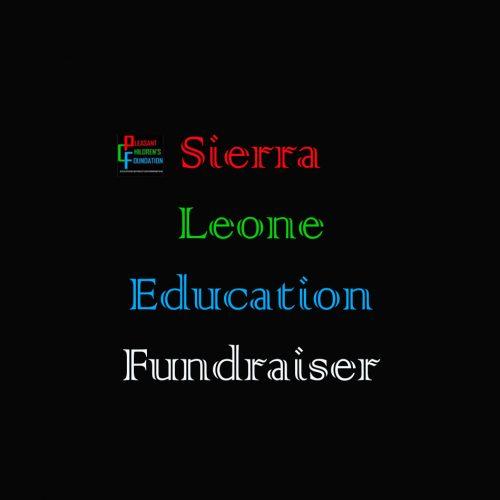 Sierra Leone Education Fundraiser