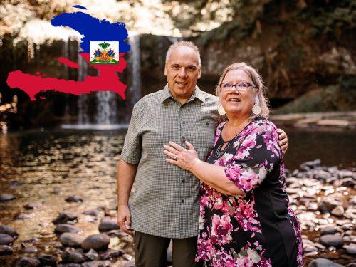 Kent & Debbie Gross, Haiti