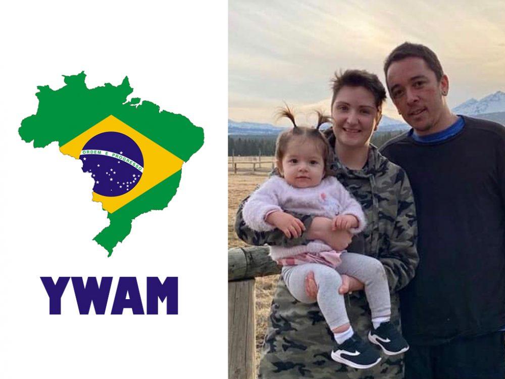 Thiago & Dani da Silva, Brazil