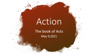 Action: The Book of Acts