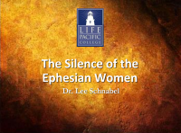 The Silence of the Ephesian Women