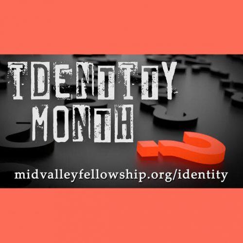 Identity Month:  June 2021