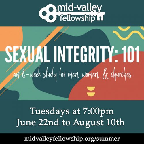 Sexual Integrity: 101