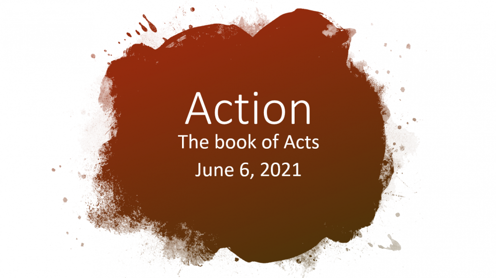 Action: The Book of Acts 3.0
