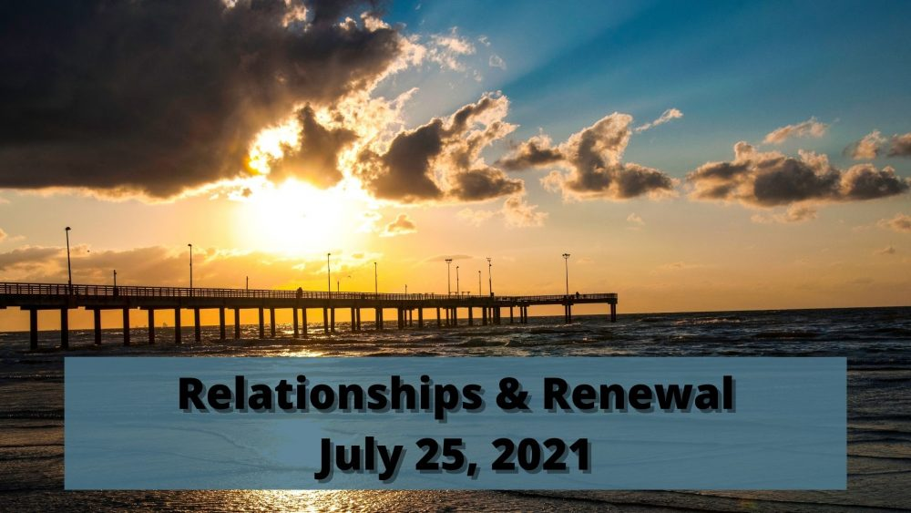 Relationships and Renewals
